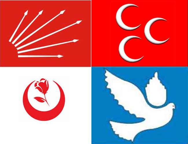Yerel seçimler öncesi 5 parti birleşme kararı aldı