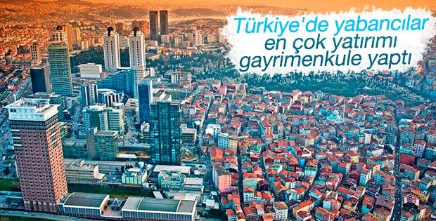 Yabancılar Türkiye'yi tercih ediyor