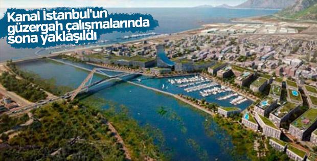Kanal İstanbul'un güzergah çalışmalarında sona yaklaşıldı