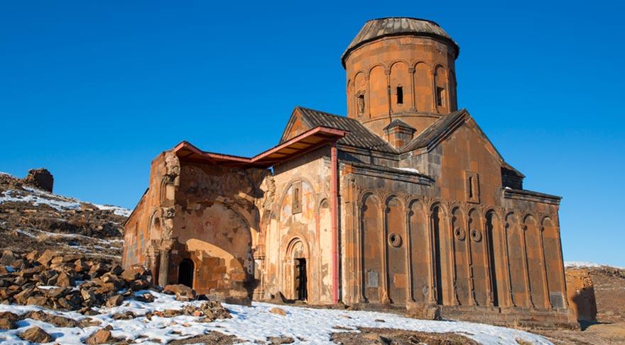 Ani Harabeleri Unesco Listesine Alındı