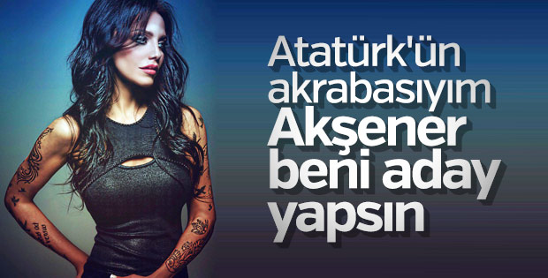 Atatürk'ün akrabası, Akşener'in partisinden aday olabilir