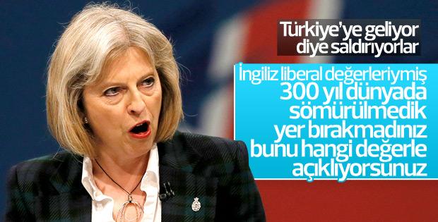 The Guardian'dan May'in Türkiye ziyaretine eleştiri