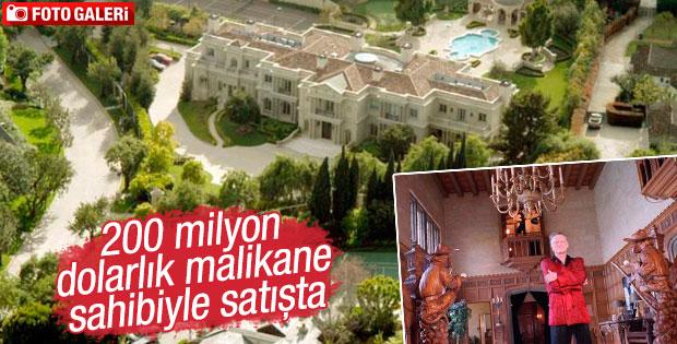 Playboy Malikanesi 200 milyon dolara satışa çıkartıldı