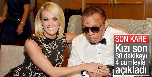 Muhammed Ali'nin son anları