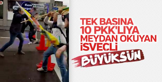 PKK'lılar İsveç vatandaşını İsveç'te linç etti
