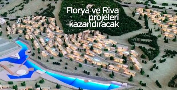 Florya ve Riva projeleri Galatasaray'ın borcunu azalatacak