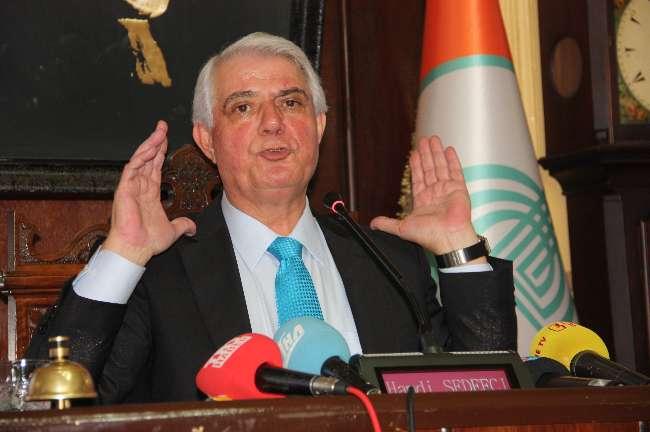 CHP'li Sedefçi partisinden istifa edip DSP'ye geçti