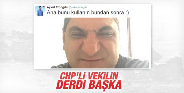 CHP'li vekilden Milliyet'e fotoğraf çıkışı
