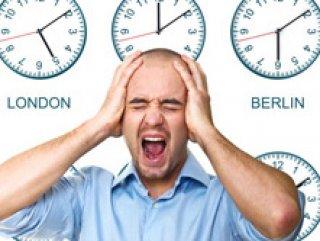 Saat farkının vücudumuza etkisi