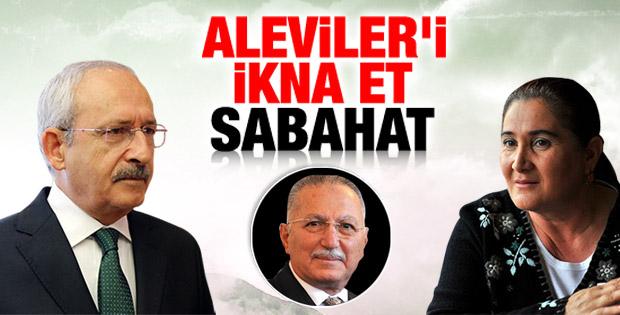 Kılıçdaroğlu'ndan Akkiraz'a İhsanoğlu için görev