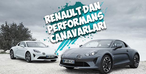Renault'dan spor araç tutkunlarına iki yeni seçenek