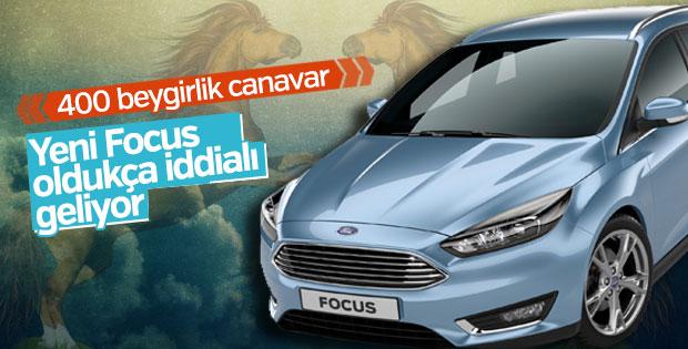 Dört yüz beygirlik Ford Focus geliyor