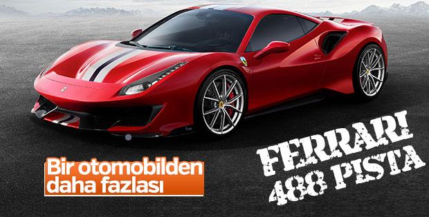 Hayalleri süsleyen yeni Ferrari'nin örtüleri kaldırıldı