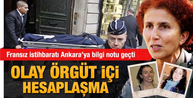Fransa'dan Ankara'ya not: Örgüt içi hesaplaşma