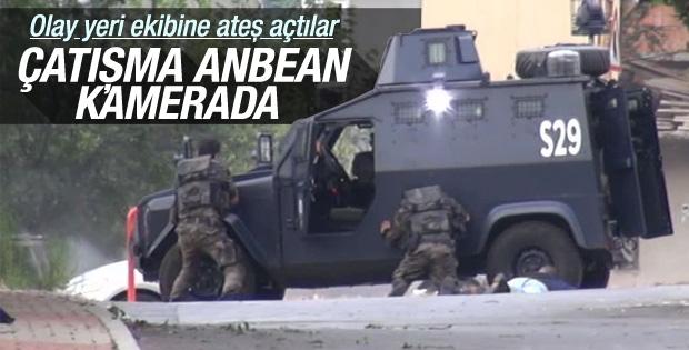 Sultanbeyli'de çatışma