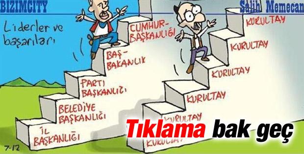 Memecan'ın Erdoğan ve Kılıçdaroğlu karikatürü gerçek oldu