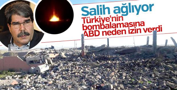 Salih Müslim ABD'ye ağladı: Türkiye bizi nasıl vurdu