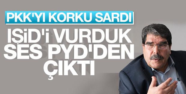 PYD lideri Salih Müslim'den küstah Suriye tweet'i