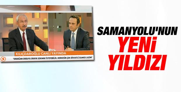 Samanyolu Haber Kılıçdaroğlu'nu ağırladı