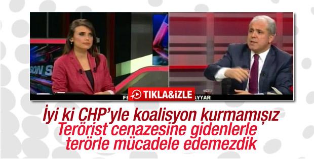 AK Partili Şamil Tayyar'dan CHP açıklamaları