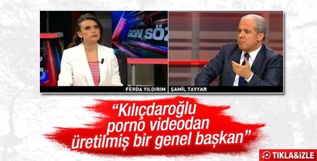Şamil Tayyar'dan Kılıçdaroğlu'na eleştiriler