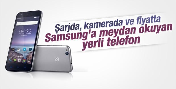 Turkcell yeni akıllı telefonu T60'ı tanıttı