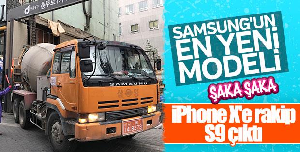 Samsung Galaxy S9 ve S9 Plus tanıtıldı