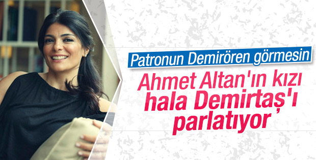 Sanem Altan: Saraya biat etmezsen hain diyorlar