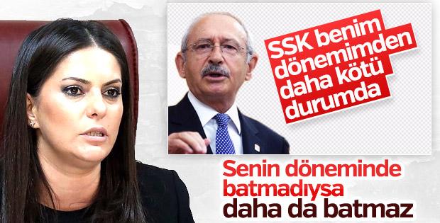Bakan Sarıeroğlu'ndan Kılıçdaroğlu'na SGK yanıtı