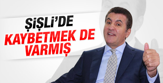 Mustafa Sarıgül'e Şişli'de ön seçim şoku