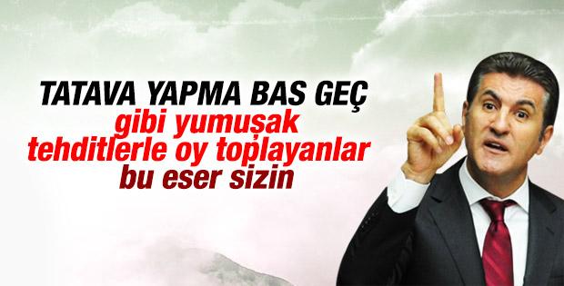 Mustafa Sarıgül'den tehdit iddialarına yanıt