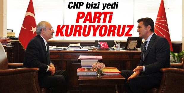 Mustafa Sarıgül yeni parti kuruyor