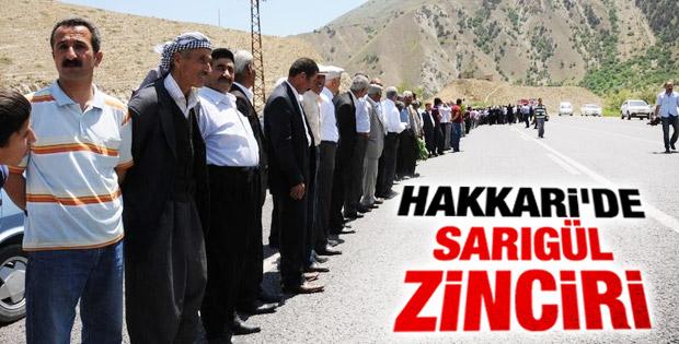 Mustafa Sarıgül Hakkari'de İZLE