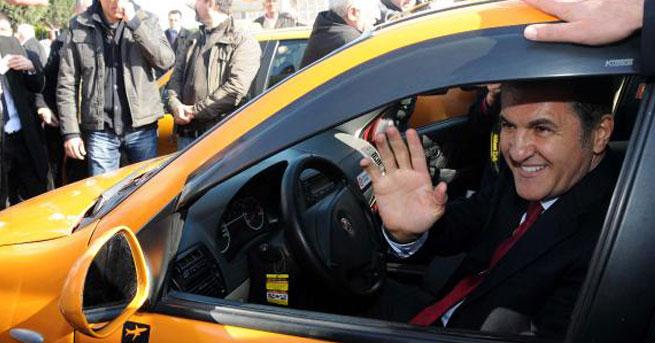 Mustafa Sarıgül: VIP taksilere son vereceğim
