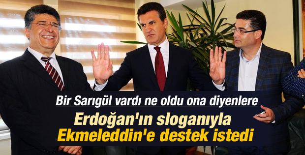 Mustafa Sarıgül'den çatı aday yorumu İZLE