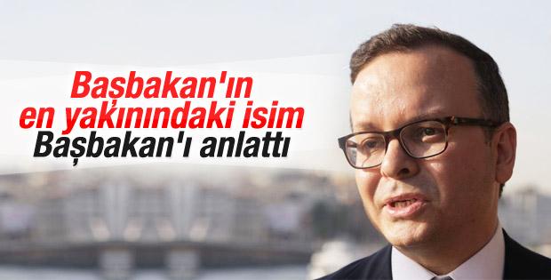 Ali Sarıkaya Ahmet Davutoğlu'nu anlattı