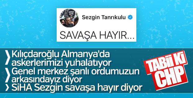 CHP'de Zeytin Dalı Harekatı konusunda kafalar karışık