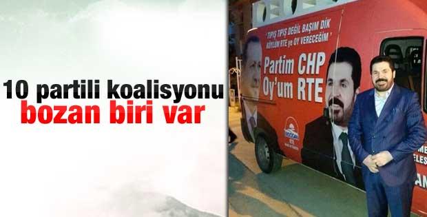 Eski CHP'li Savcı Sayan'dan Erdoğan'a destek