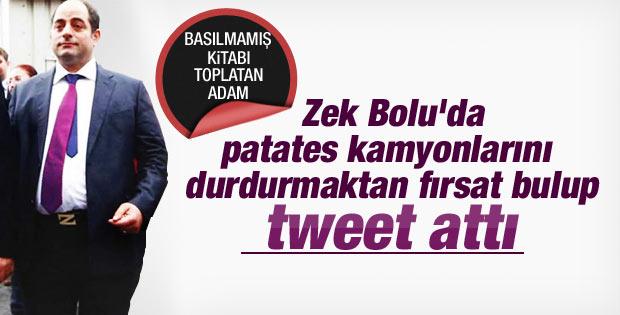 Savcı Zekeriya Öz de twitter yasağını deldi