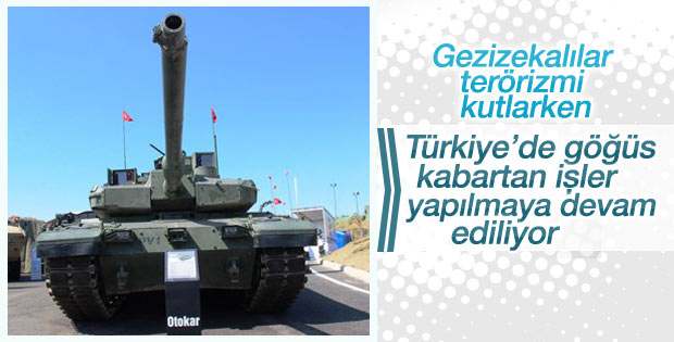 Türk savunma sanayisi göğüs kabarttı
