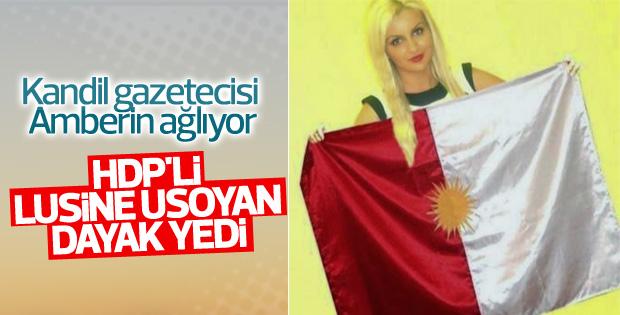 Amberin Zaman HDP'li arkadaşına üzüldü