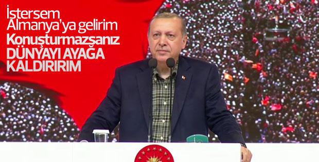 Cumhurbaşkanı'nın Tokatlılar Gecesi konuşması