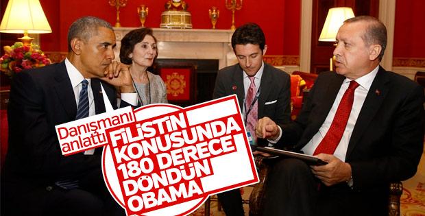 Obama'nın danışmanı Erdoğan'la olan konuşmaları aktardı