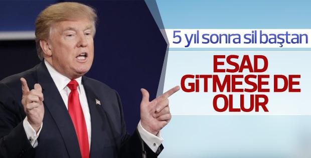 ABD: Önceliğimiz Esad'ın gitmesi değil