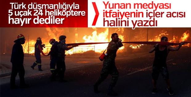 Yunanistan'daki yangın faciasının perde arkası