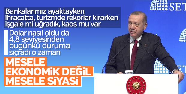 Başkan Erdoğan: ABD birçok ülkeyi hedef alıyor