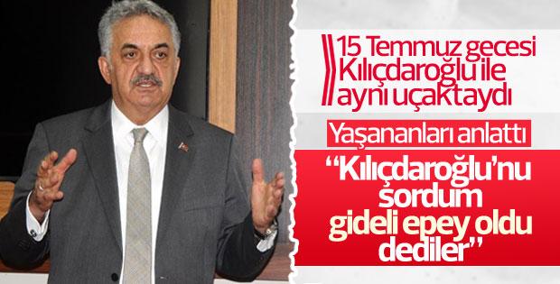 Hayati Yazıcı, Kılıçdaroğlu ile yaşadıklarını anlattı