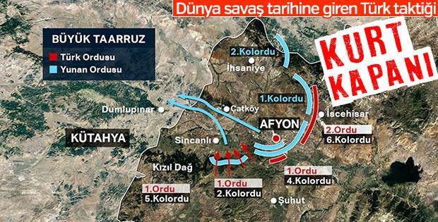 Büyük Taarruz'da Mustafa Kemal'in zafer planı