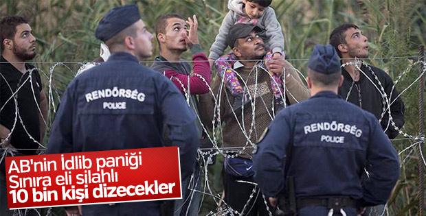 AB göçü durdurmak için yeni ordu kuruyor