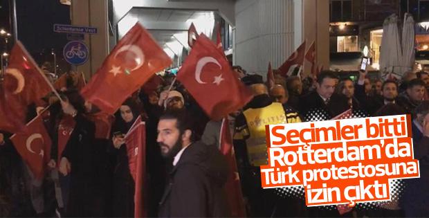 Rotterdam'da Türkler protesto gösterisi yapacak
